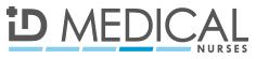 ID Medical Nursing Division business card